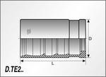 Foto von M00800-NK nicht-Schälfassung Zink-Nickel